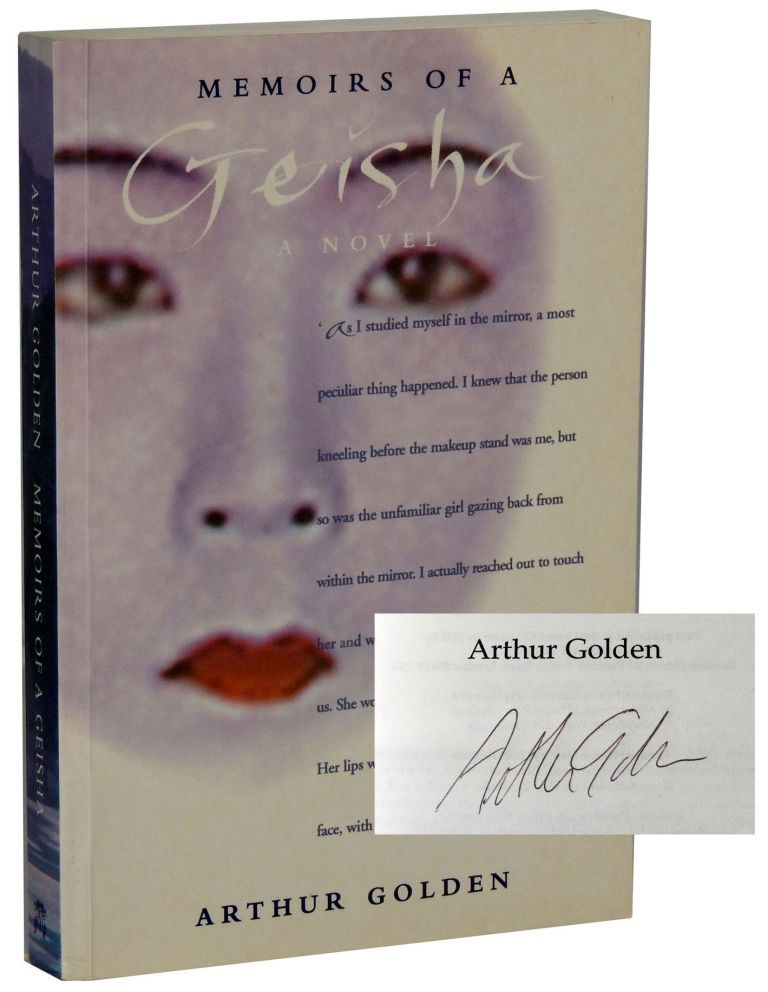 Memoirs of a Geisha. Arthur Golden.