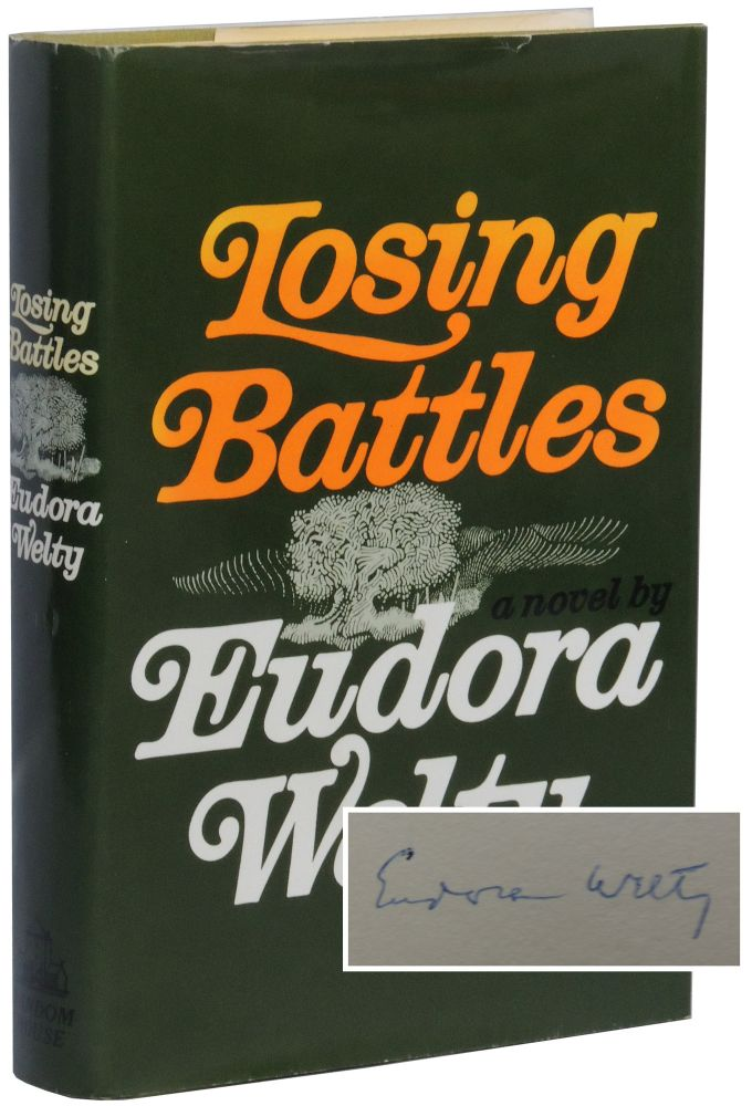 Losing Battles. Eudora Welty.