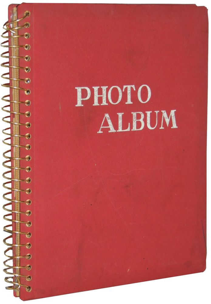 1970s Photo Album of U.S. Post Office Employee Fred Montgomery