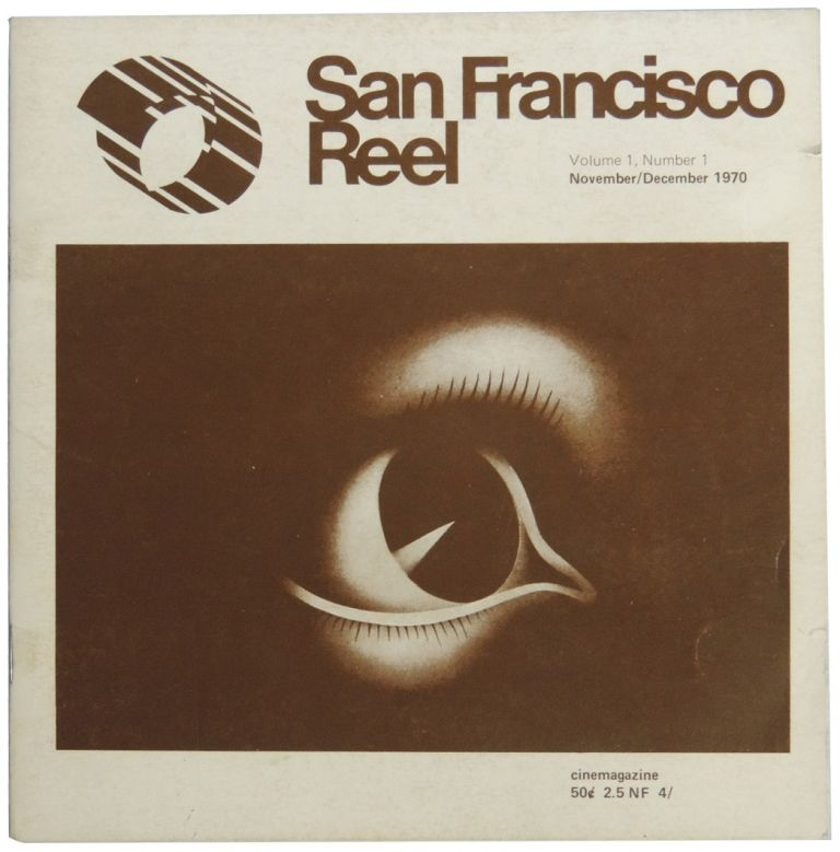 San Francisco Reel Volume 1, Number 1 November/December 1970
