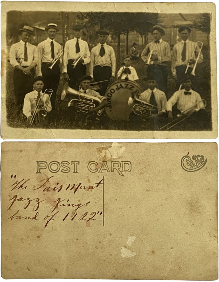 Two Early Jazz Images