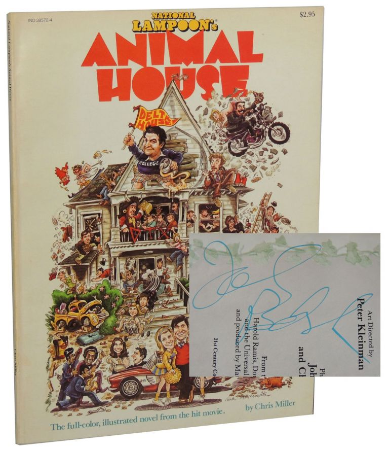 National Lampoon's Animal House. Chris Miller.