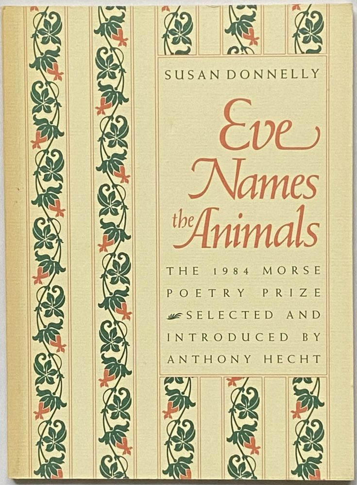 Eve Names the Animals. Susan Donnelly.