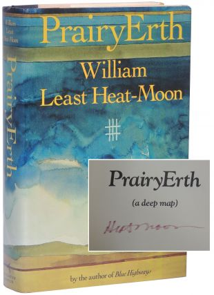PrairyErth. William Least Heat-Moon
