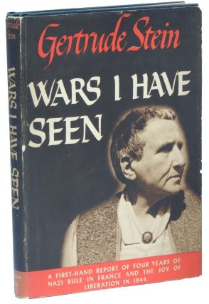 Wars I Have Seen. Gertrude Stein