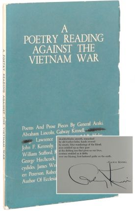 A Poetry Reading Against the Vietnam War