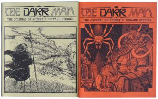 The Dark Man: The Journal of Robert E. Howard Studies. Rusty Burke, ed