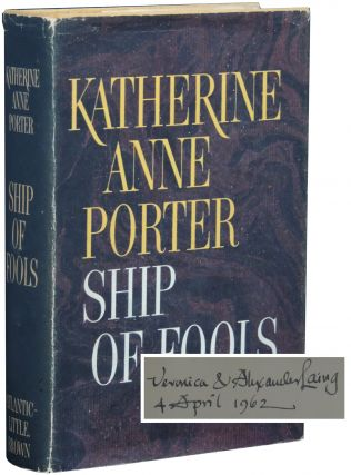 Ship of Fools. Katherine Anne Porter