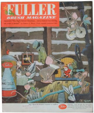 "The Fuller Brush Magazine presents ""The Night Before Christmas"""