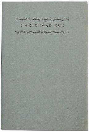 Christmas Eve. Charles Norman