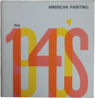 American Painting: the 1940's