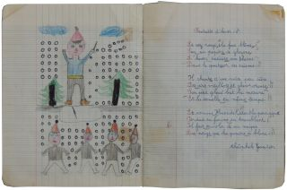 French Recitation Book (c. 1960s)