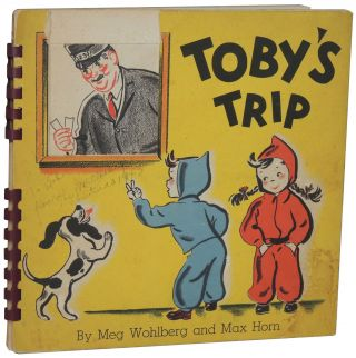 Toby's Trip. Meg Wohlberg, Max Horn