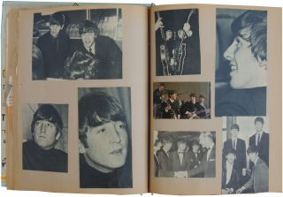1960s Beatles Scrapbook
