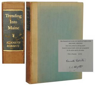 Trending Into Maine. Kenneth Roberts