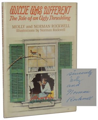 Willie Was Different: The Tale of an Ugly Thrushling. Molly and Norman Rockwell