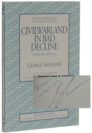 Civilwarland in Bad Decline. George Saunders