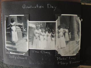 1946 Photo Album of Young People's Summer Assembly at Keuka College (NY)