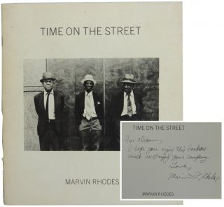 Time on the Street. Marvin Rhodes