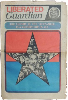 Liberated Guardian Volume III Number 8 (February 1973