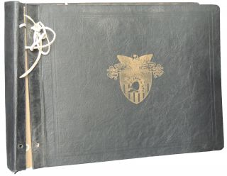 Two Original Scrapbooks/Photograph Albums of West Point graduate and Army Colonel, 1929-1945