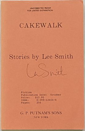 Cakewalk. Lee Smith
