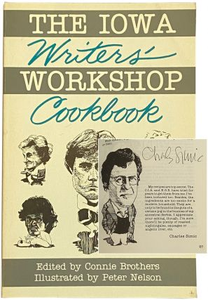 The Iowa Writers' Workshop Cookbook. Connie Brothers