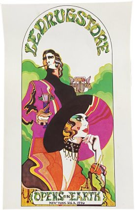 Le Drugstore Poster, 1970