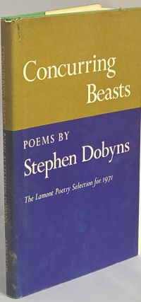 Concurring Beasts. Stephen Dobyns