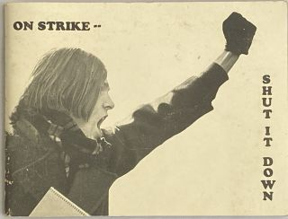 On Strike--Shut It Down. Joel Brenner