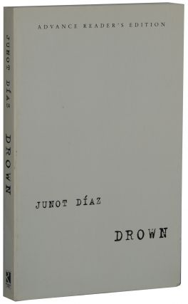 Drown. Junot Diaz