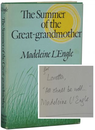 The Summer of the Great-Grandmother. Madeleine L'Engle